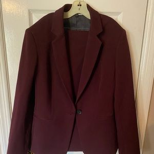 Women's dress suit, jacket and skirt